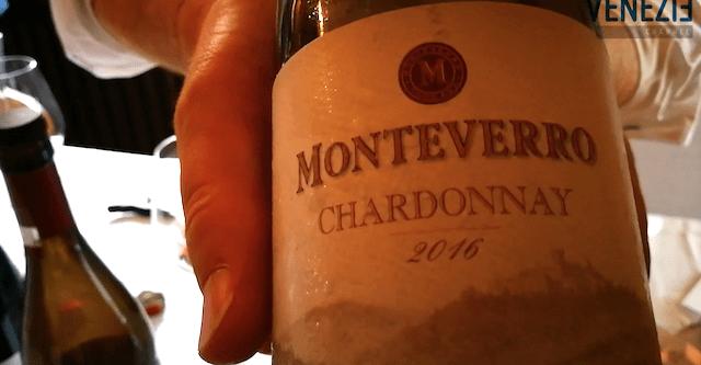 VinoVip2019 Cortina Venezie Channel bottiglia monteverro chardonnay 2017