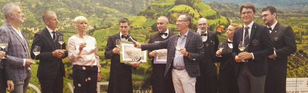 Miglior Sommelier del Soave 2019