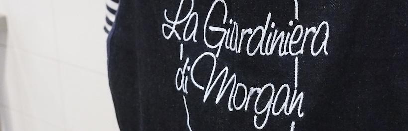 grembiule la giardiniera di Morgan