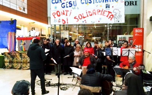Natale stazione Padova