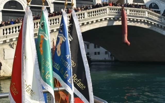 Imbarcazioni Regata Befana Venezia