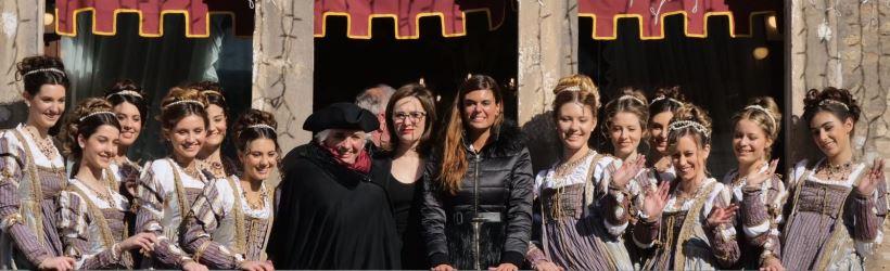 Dodici Marie Carnevale Venezia