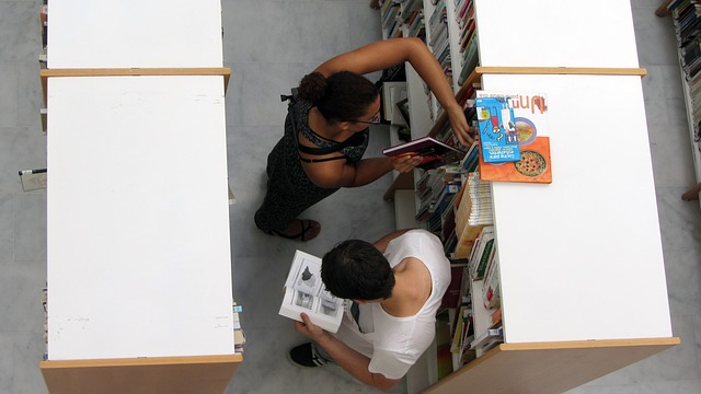apertura librerie persone libreria