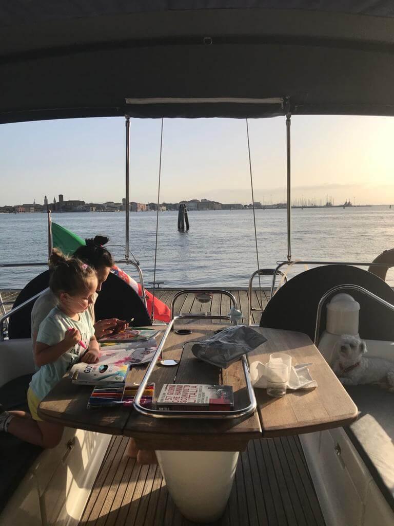 gita in barca Veneto