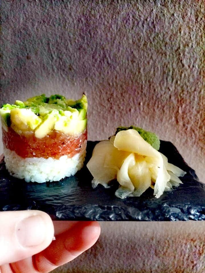 sushi distillerie clan-destine
