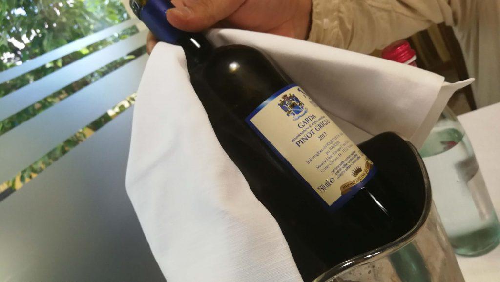 Tavernetta Dante 1936 Rovigo Pinot Grigio Costa Vini