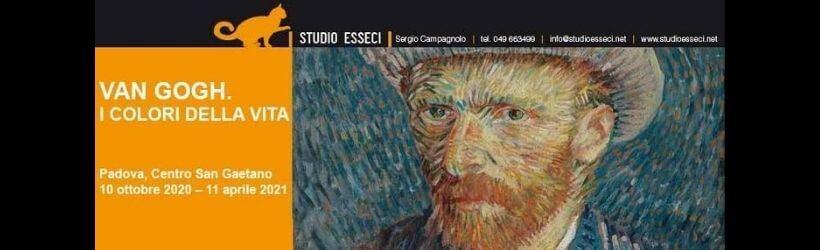 """""""Van Gogh, i colori della vita"""", Padova"""