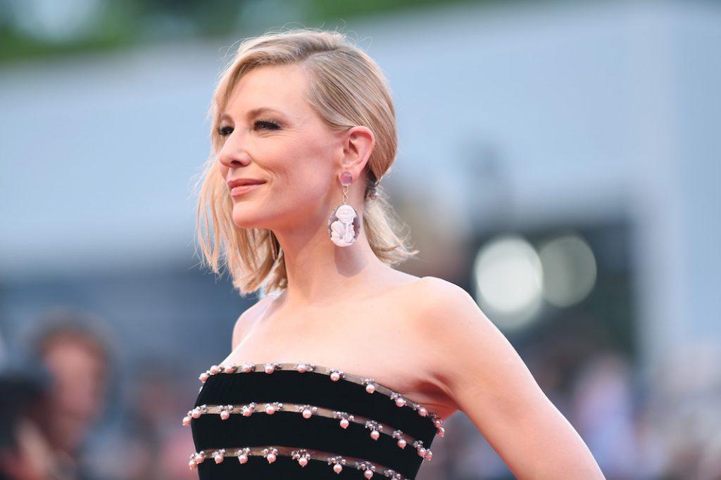 Cate Blanchett, presidente giuria Venezia 2020