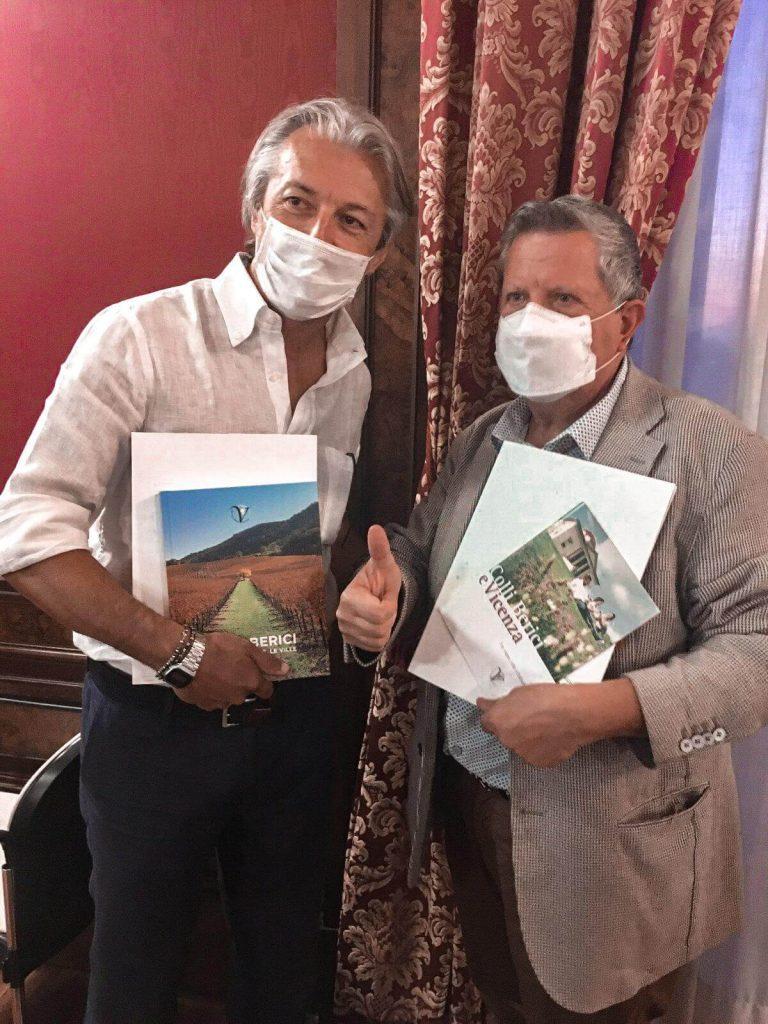 """Venezia Channel alla presentazione del libro """"Colli Berici"""""""