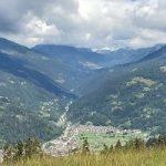La valle del Primiero tra le Pale di San Martino, Vette Feltrine e Lagorai. La ricetta della Linzertorte.