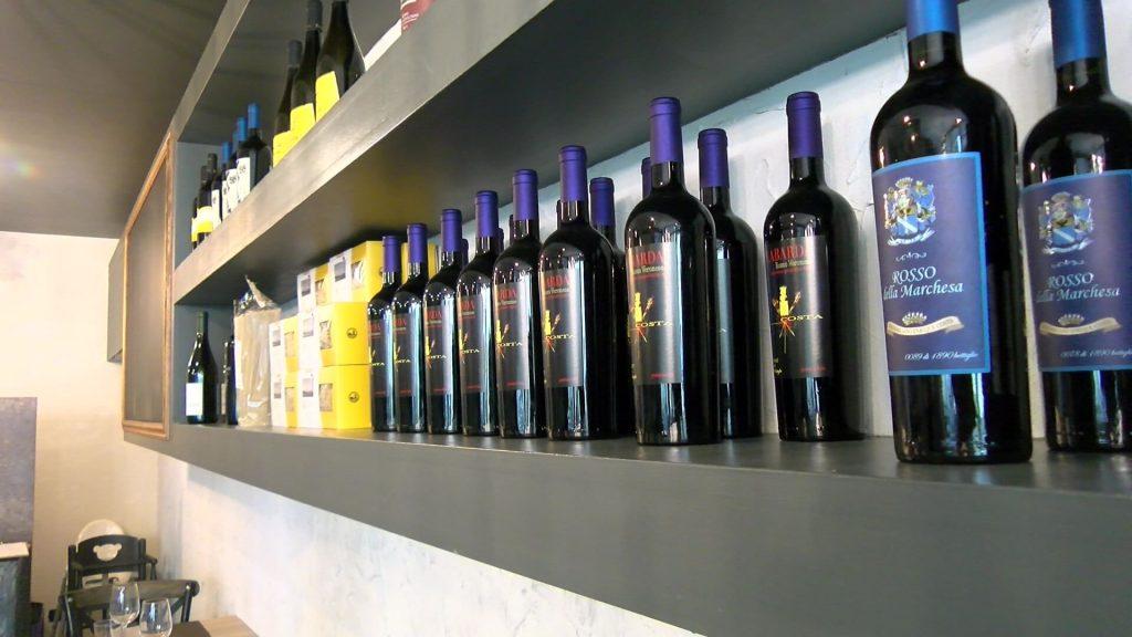 """I Vini Costa all'osteria veneta """"A modo mio"""""""