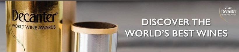 Decanter Wine World Awards 2020