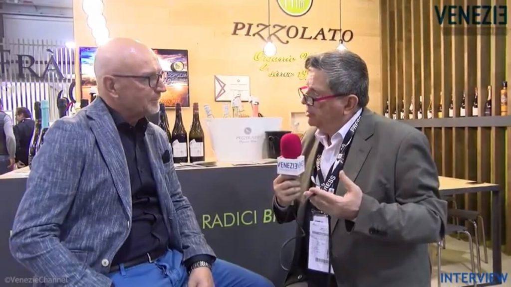 Luigi Agostino Mariani, direttore di Venezie Channel, intervista Settimo Pizzolato