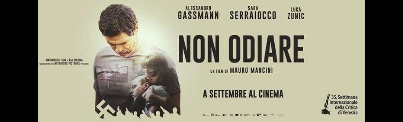 """""""Non odiare"""", il nuovo film con Alessandro Gassman"""