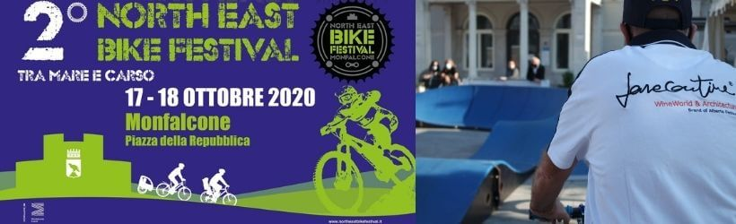 North East Bike Festival 2020, sponsorship Farecantine