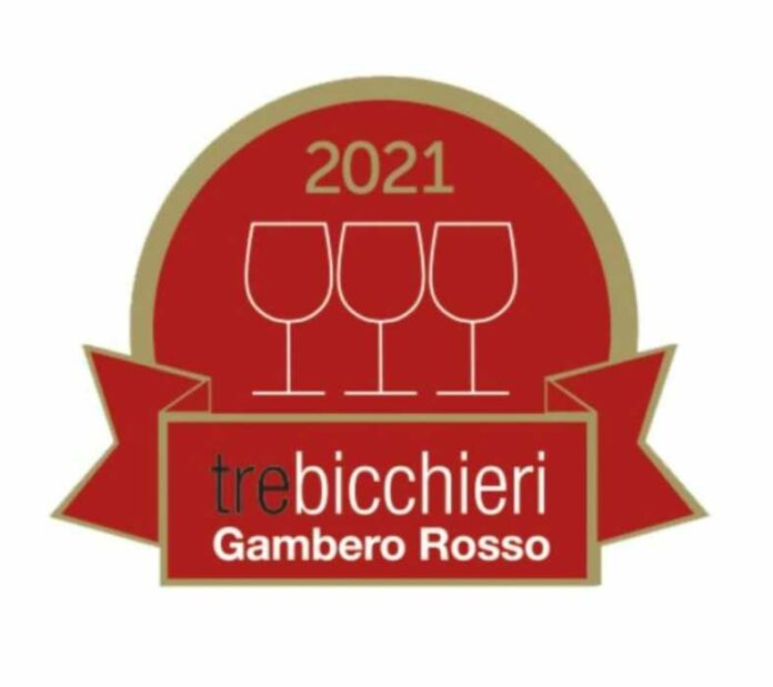 Tre Bicchieri Gambero Rosso 2021