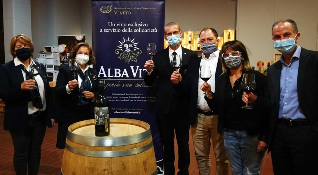 Gruppo Alba Vitæ 2020