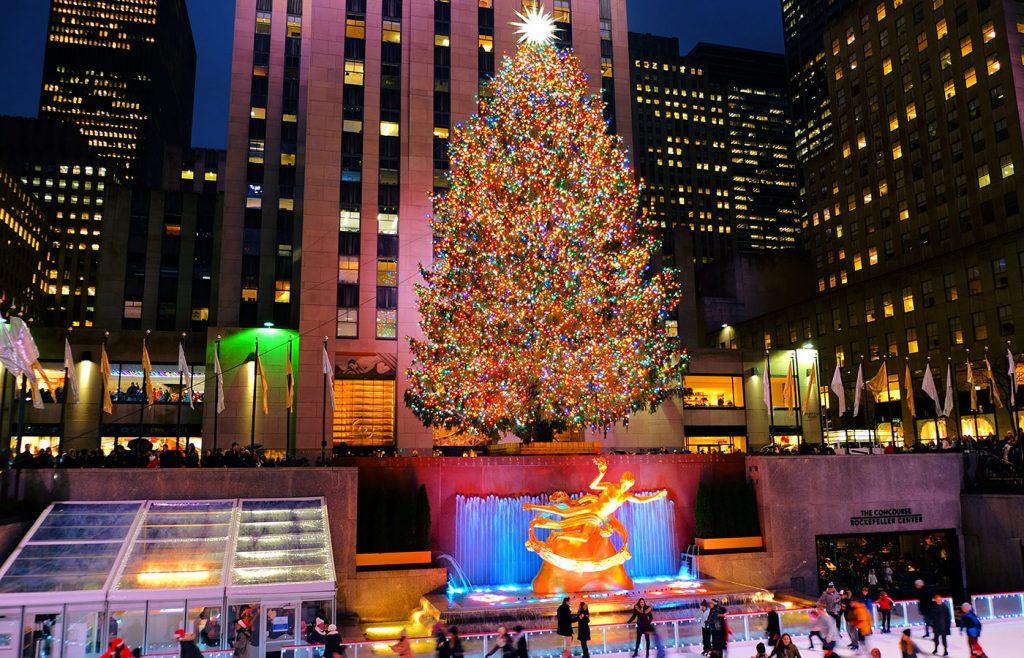 Albero di Natale 2020 di New York