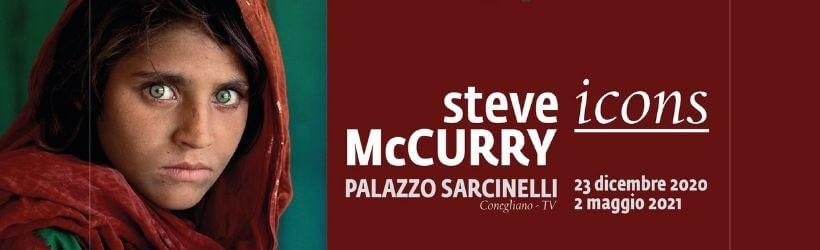Icons: gli scatti di Steve McCurry a Palazzo Sarcinelli