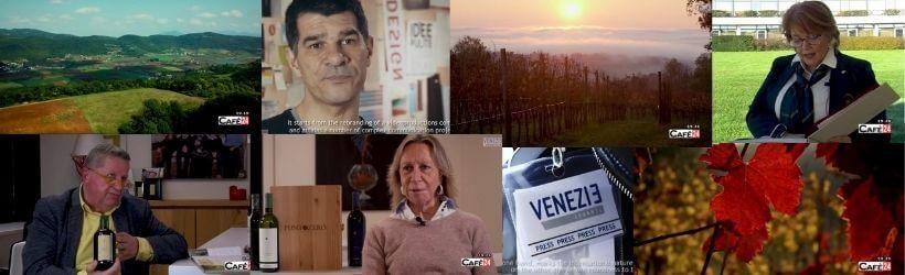InViaggio, il nuovo programma tv di Luigi Agostino Mariani, direttore di Venezie Channel, su CafèTv24