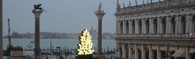 Natale Digitale, installazione a Venezia
