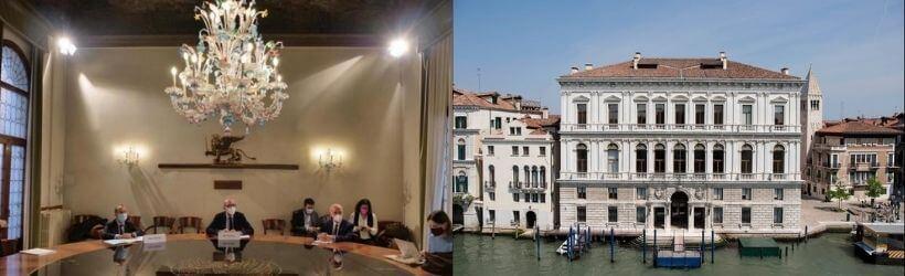 Accordo Pinault Collection CMV spa Comune di Venezia per Palazzo Grassi