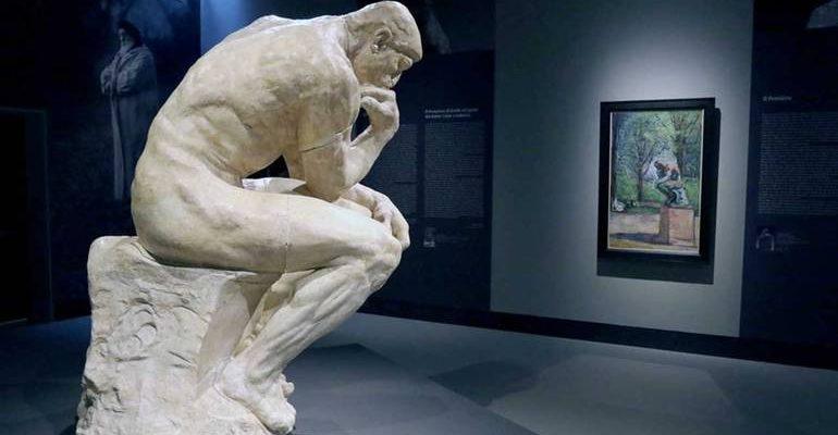 Rodin al Museo di Santa Caterina, Treviso