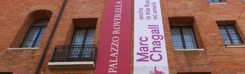 Chagall a Palazzo Roverella per il Giorno della Memoria