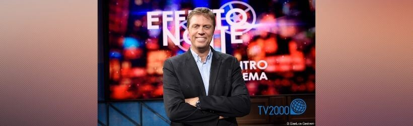 Fabio Falzone, Effetto Notte, TV2000