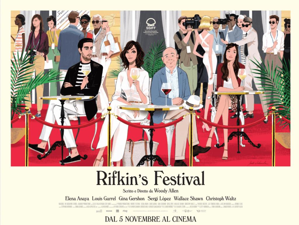 Rifkin's Festival, Woody Allen