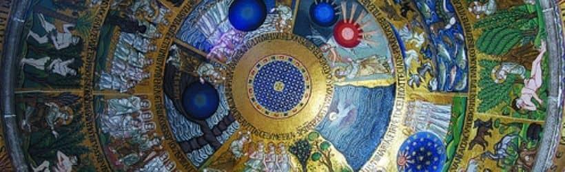 Il Cupolino della Genesi della Basilica di San Marco