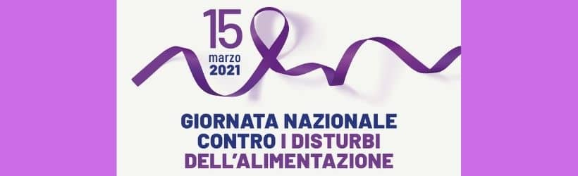 """Giornata nazionale del """"Fiocchetto Lilla"""" contro i disturbi del comportamento alimentare"""
