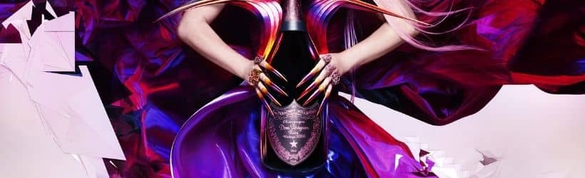 Lady Gaga il nuovo volto del Dom Pérignon
