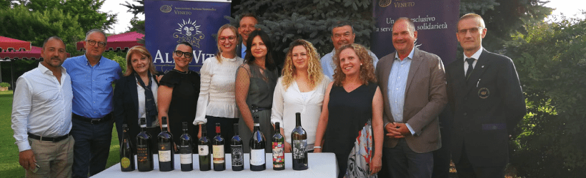 AIS Veneto: Alba Vitæ dona 9mila euro a Vicenza for Children