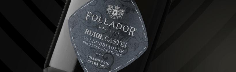 Follador Prosecco dal 1769, nuova brand image
