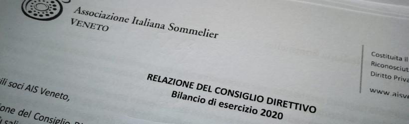 AIS Veneto: approvazione bilancio 2020 al Ca' Sagredo di Venezia