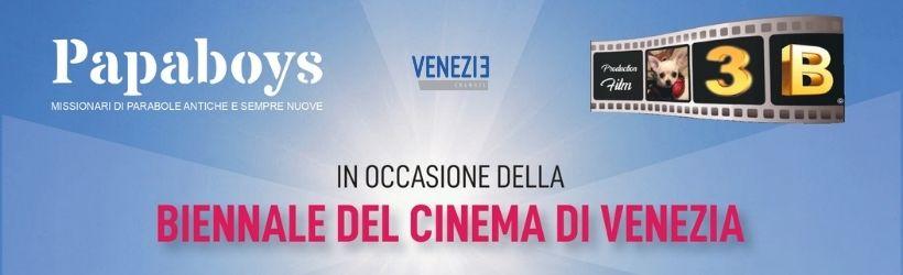 Venezie Channel consegna un premio culturale alla Biennale di Venezia